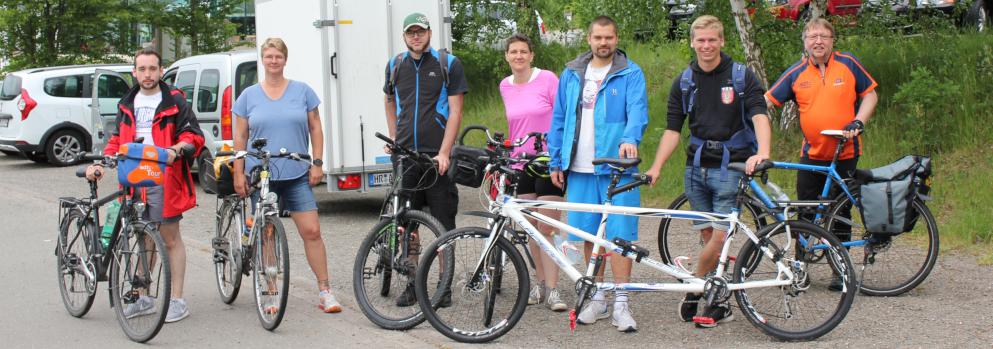 Fahrradprojekt Hephata Akademie